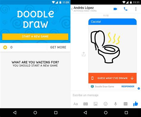 doodle draw messenger doodle draw the for messenger