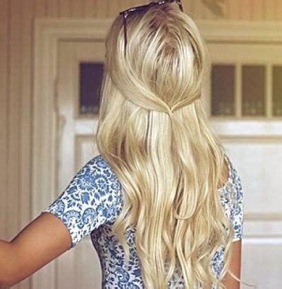 easy half up hairstyles for school simple half up hairstyles and beauty tips hair