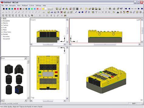 lego mlcad tutorial vias positr 244 nicas modelagem em 3d de pe 231 as lego