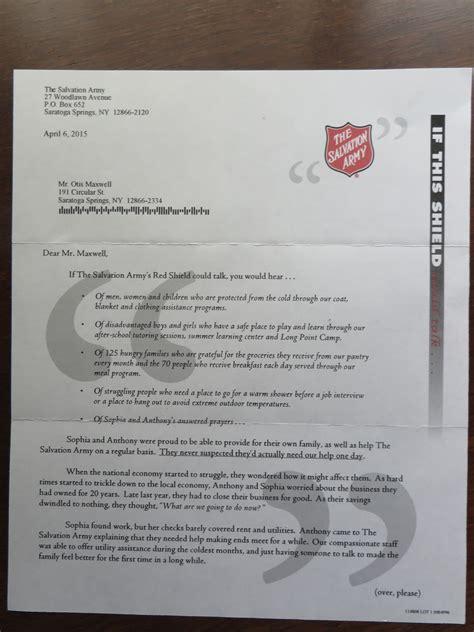 Fundraising Letter For Homeless Shelter sle letter asking for donations for homeless donation