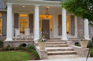 ideas front:  great traditional front porch design ideas style motivation