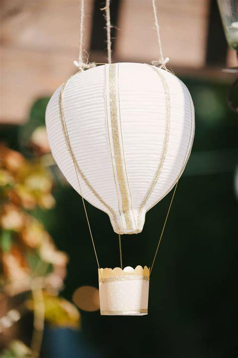Air Balloon Lantern Lentera whimsical diy garden wedding at franciscan gardens air balloon lantern wedding and wedding