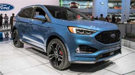 2020 Ford Edge Sport by 2019 Ford Edge Sport Review Specs And Release Date