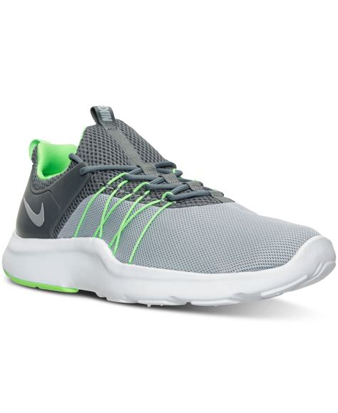 cool mens sneakers nike s darwin casual sneakers from finish line in gray