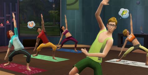 sims  spa day game pack sims