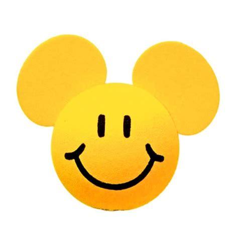 wdw store disney antenna topper smiley face yellow