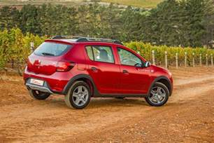 Renault Co Renault Sandero Stepway 66 Kw Turbo Dynamique 2017