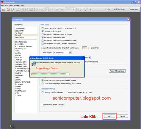 cara full version adobe reader cara mengembalikan icon adobe reader yang berubah icon