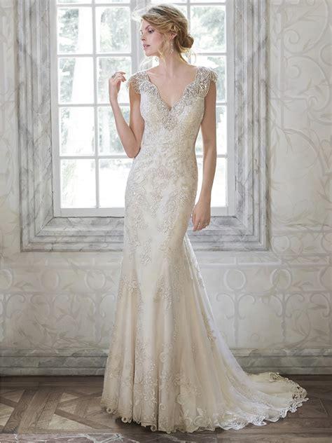 Maggie Sottero Wedding Dresses   Style Elison 5MS077