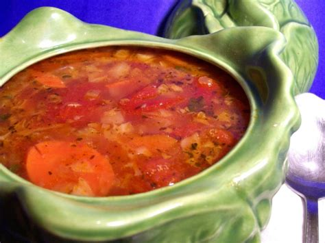 tomato cabbage soup recipe genius kitchen