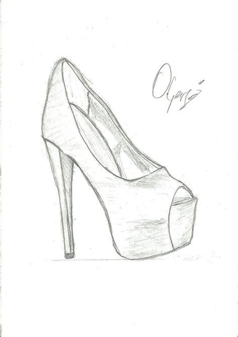 how to to heel best photos of high heel drawing how to draw high heel shoes high heel pencil