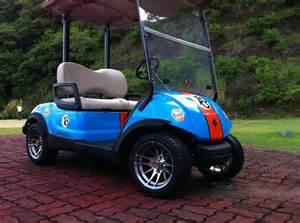 golf cart colors golf racing colors racing team gulf golf