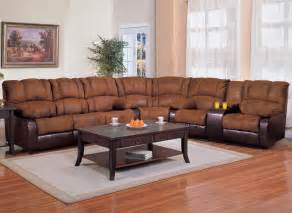 excellent sectional sofas with recliners and sleeper 70