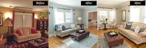 room before and after before after living room kristyb