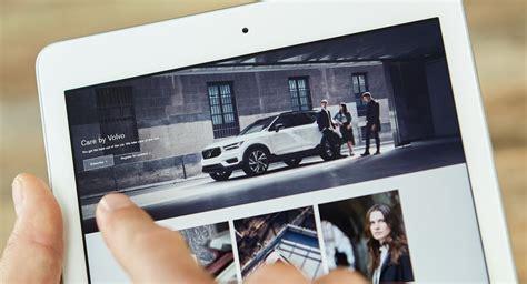 Auto Ausleihen by Mit Care By Volvo Autos Einfach Ausleihen