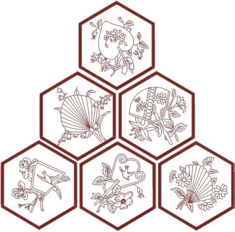 oriental designs advanced embroidery designs oriental fan quilt blocks
