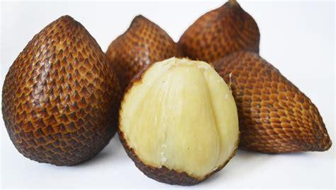 manfaat buah salak  kesehatan