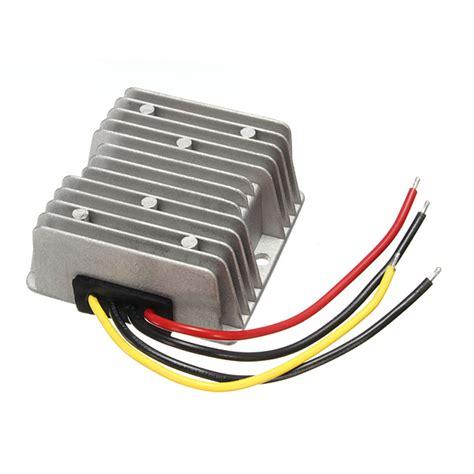 Step Dc To Dc 24v 12v 30 A Car Power Transformer Souer Original dc dc converter regulator 24v step to 12v 20a 240w alex nld