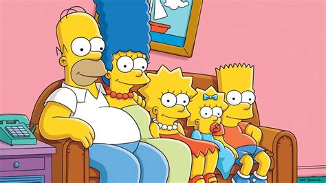 Uk Home Design Tv Shows by Here S How Old The Simpsons Would Be If They Aged Normally
