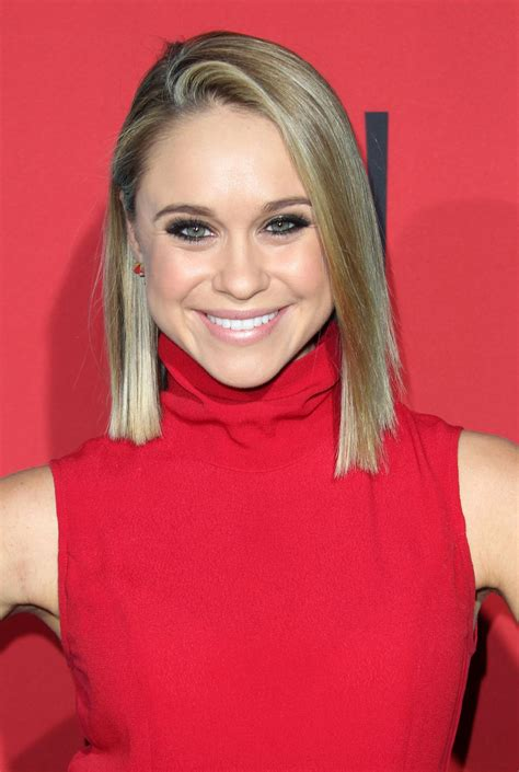 Becca Extravaganza by Becca Tobin At American Horror Story Freak Show Premiere