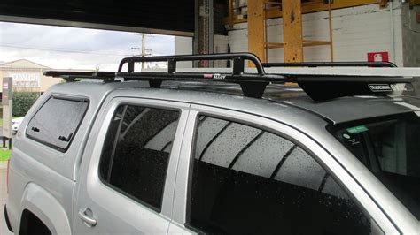 Amarok Ladder Rack by Volkswagen Amarok Roof Racks