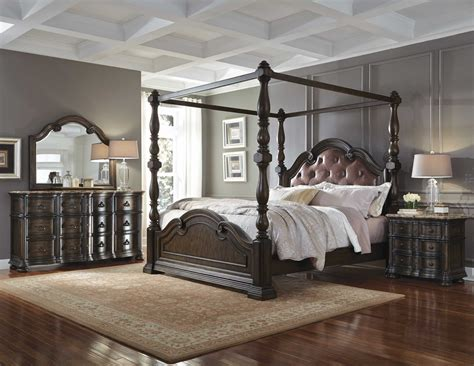 Canopy King Bedroom Set Modern Home Interior Design Home Interior Design For