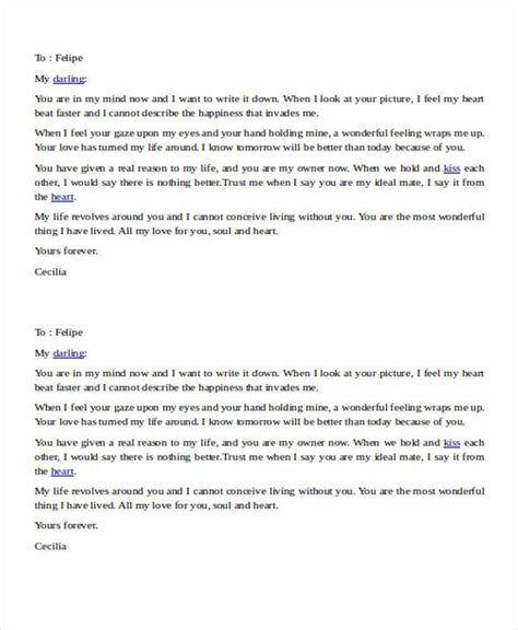 thank you letter to ex boyfriends parents thank you letter for boyfriend s 28 images 17 best
