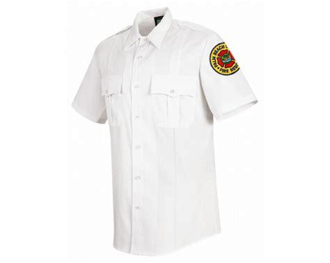 jersey design lab uniform shirt womens short sleeve zipper white palm