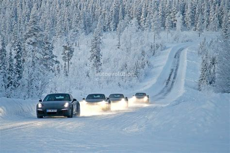 porsche 911 snow facelifts for porsche 911 carrera and turbo models play in