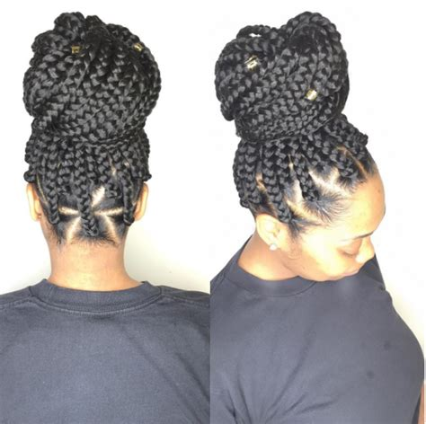back to school hairstyles with box braids back to school box braids hairstyles hairstyles