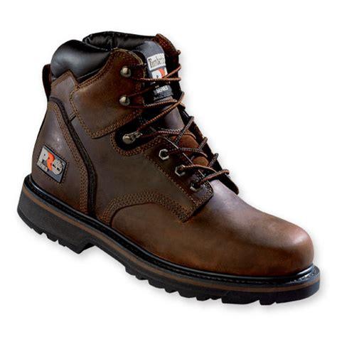 timberland pro series boots 4724 timberland 174 pro 6 multi use work boots from aramark