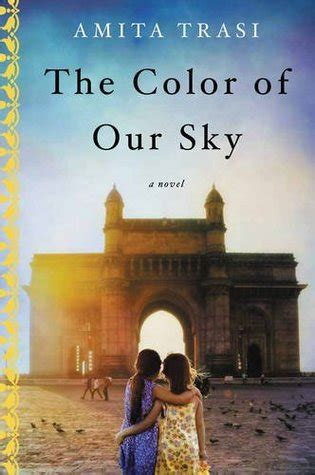 a dress the color of the sky books the color of our sky a novel by amita trasi reviews
