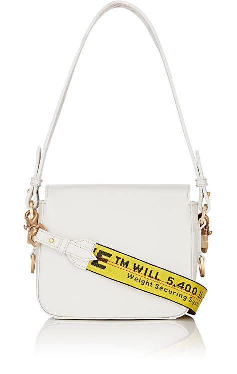 white quot binder clip quot bag gets a restock