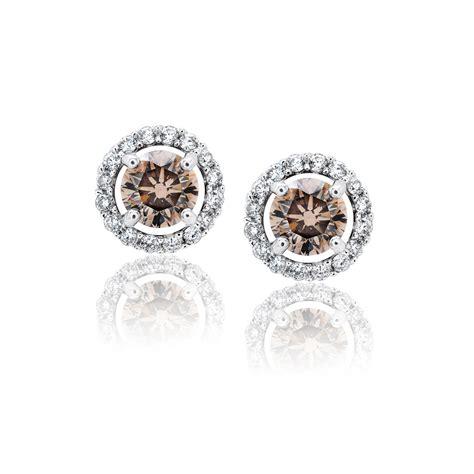 Ohrringe Diamant by Earrings Raleigh Stud Earrings Cary
