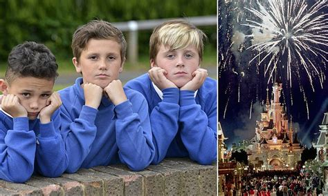 trip boy five boys are excluded from a disneyland trip after