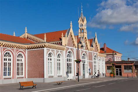 chambre de commerce abbeville la gare abbeville tourisme porte de la baie de somme