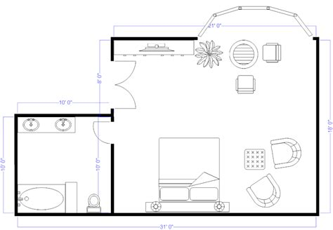 Bedroom Planner Freeware Room Floor Plan Template Bedroom
