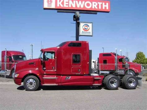 kenworth build sheet kenworth t660 2016 sleeper semi trucks