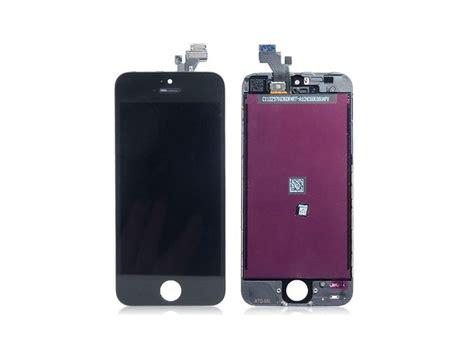 Lcd Iphone 5 Di Bintang 3 in 1 lcd retina touch cornice per iphone 5 nero aaa