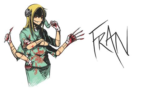 franken fran wishes are wonderful things sufficient velocity