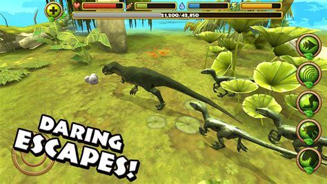 download game jurassic world mod data jurassic life t rex simulator google play store top