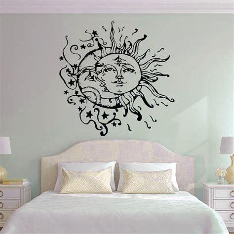 stencil per da letto stencil per pareti grandi palme stencil per la da