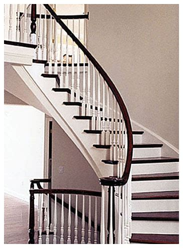 Buy Stair Parts Linden Mi Custom Curved Staircases Buy Spiral Stair Kits