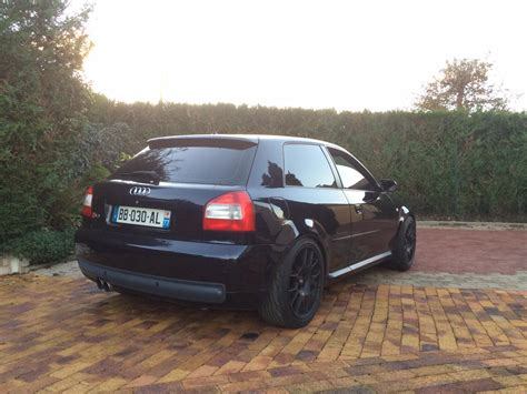 Audi S3 3 2 by Yeulrs S3 8l 3 2 V6t Ch 2002 Garages Des A3 3