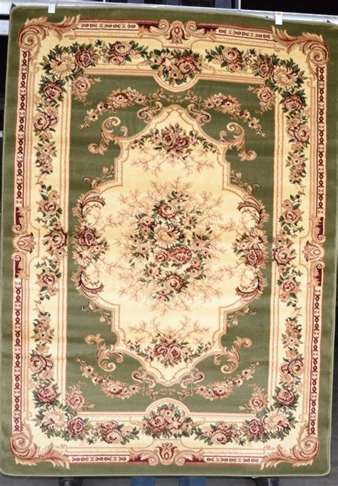 Beige And Green Area Rugs Burgundy Green Victorian 5x7 Area Rug Carpet Traditional