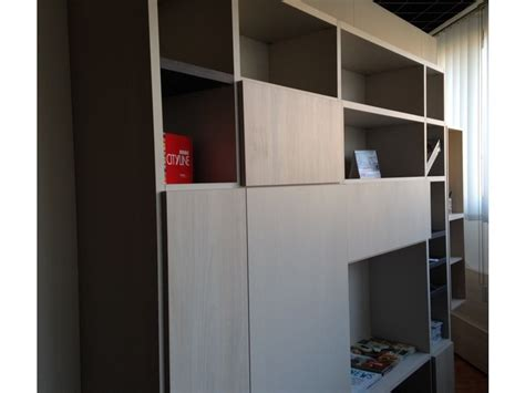 librerie doimo doimo cityline soggiorno libreria scontato 40