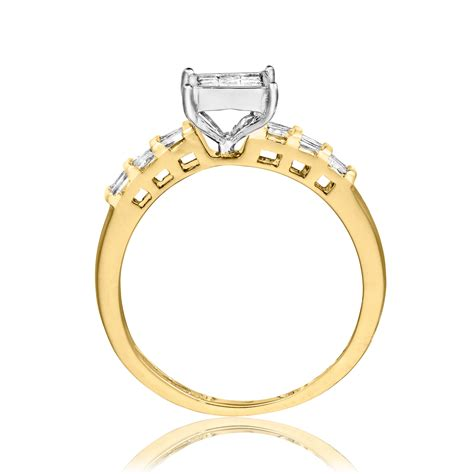 Beautiful Ring Design In Gold With by Attractive Beautiful Engagement Rings Design In Gold For