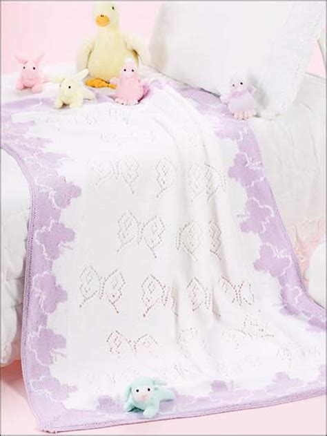 butterfly baby blanket knitting pattern knitting afghans throws baby blanket patterns