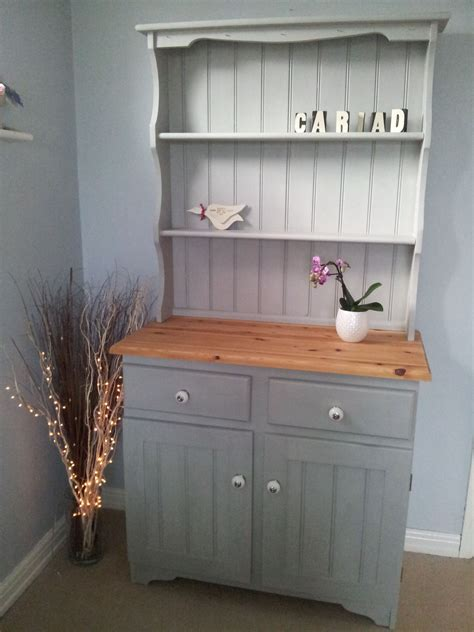 painted kitchen for sale upcycled shabby chic welsh dresser painted in annie sloan