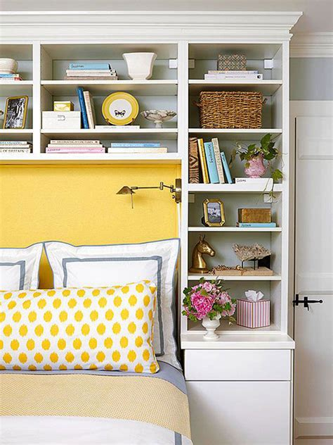 Bed Headboard Storage Ideas 10 Small Bedroom With Headboard Storage Ideas Home